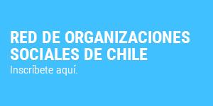Red de organizaciones sociales de Chile